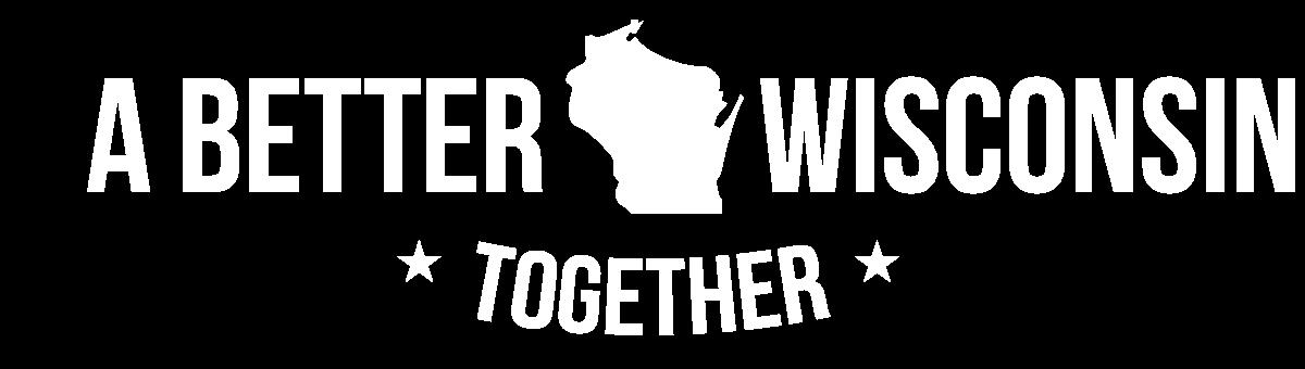 A Better Wisconsin Together dark logo