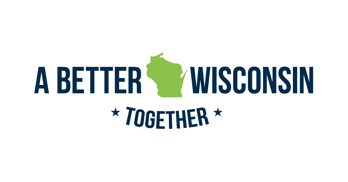 a better wisconsin together logo